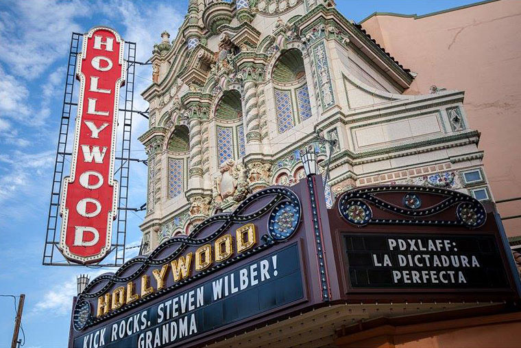 Teatro Hollywood / Portland Latin American Film Festival